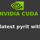 install latest pyrit with cuda in kali linux/debian
