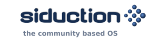 siduction logo
