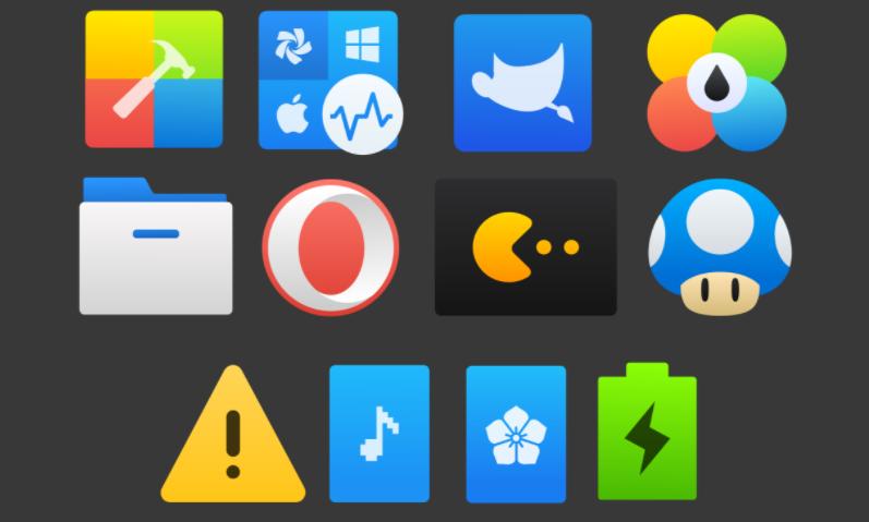 antu kde icons