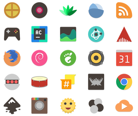 pop kde icon theme