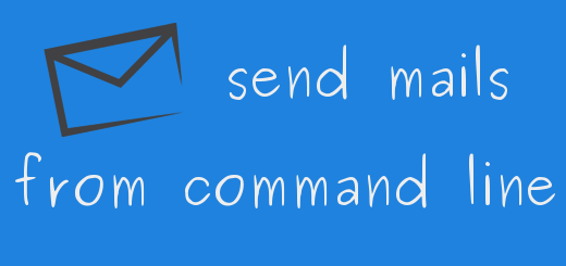 Send mail from command line in Linux or OpenWrt