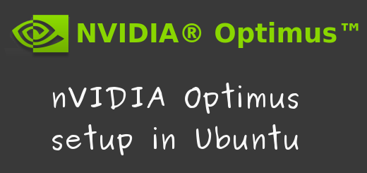 Ubuntu nVIDIA Optimus setup - Install bumblebee and nvidia drivers