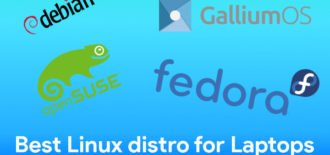 best linux distro for laptops