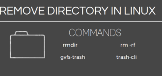 Remove directory in Linux with command line