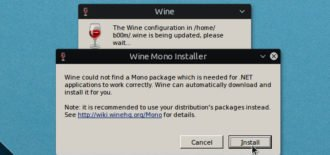 Install wine on Ubuntu – The proper way