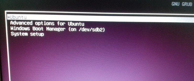 dual boot windows and ubuntu