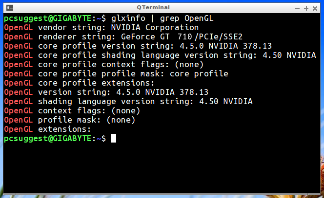 Install NVIDIA drivers on Ubuntu from the PPA - PCsuggest
