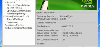 ubuntu nvidia drivers install
