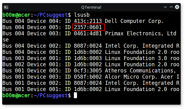 How to properly install RTL8153 driver on Linux - PCsuggest