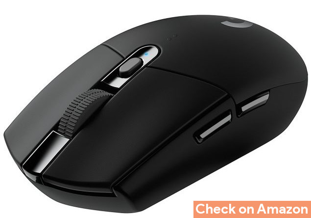 logitech g 305 budget wireless mouse