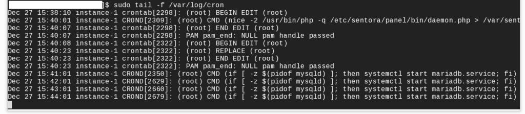 fail safe mysql server