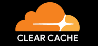 clear cloudflare cache